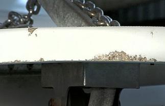 Repair gelcoat scratches in boats