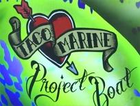 Ship Shape TV and Taco Marine Project Boat Wrap