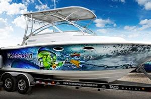 Win this Taco Marine Project Boat in a Raffle