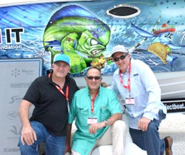 Taco marine Project Boat